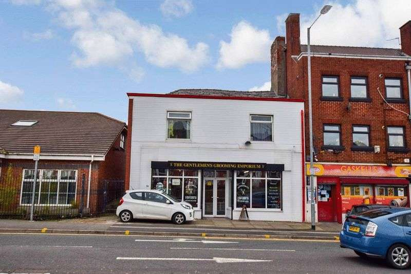 Property for sale in Chorley Old Road, Bolton