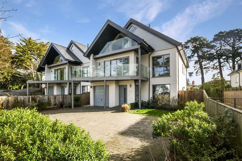 5 Bedrooms Detached House for sale in Haven Road, Canford Cliffs, Poole