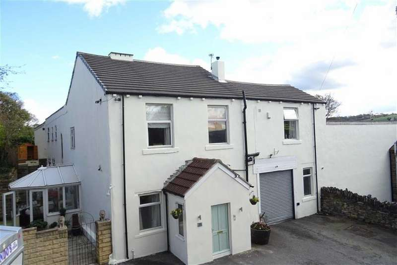 6 Bedrooms Link Detached House for sale in Stocks Bank Road, Mirfield