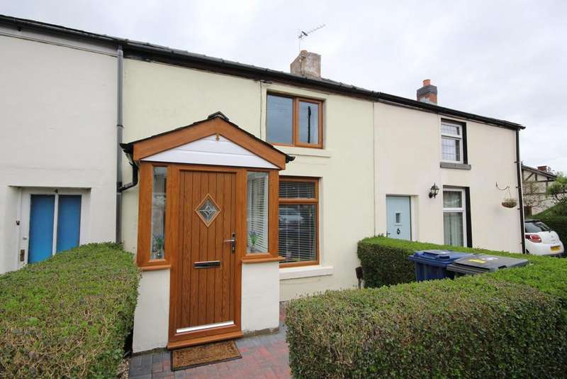 2 Bedrooms Cottage House for sale in School Hillocks Cottages, Preston