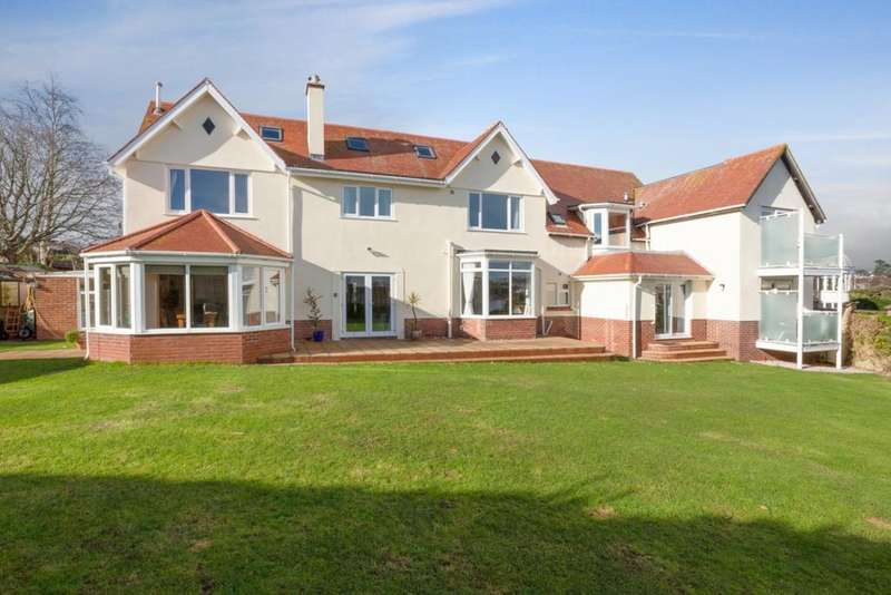 5 Bedrooms Detached House for sale in Cliff Road, Torquay, TQ2