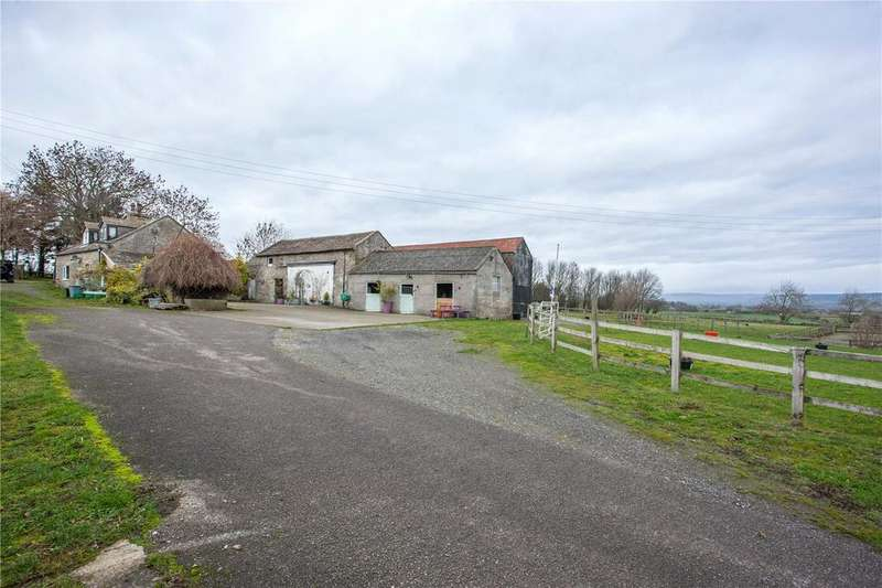 2 Bedrooms Equestrian Facility Character Property for sale in Lamb Hill Farm, Boldron, Barnard Castle, Country Durham, DL12