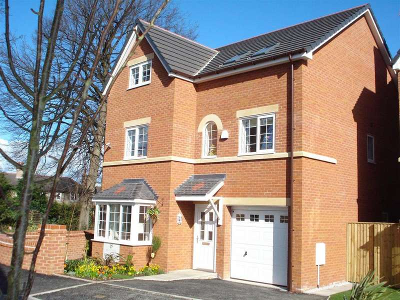 4 Bedrooms Detached House for sale in The Alvanley, The Pavilions, Gresford