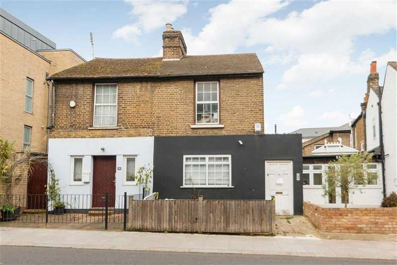 Semi Detached House for sale in Churchfield Road, London