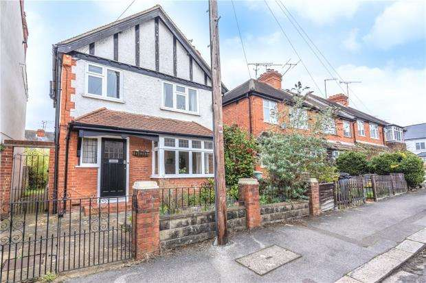 3 Bedrooms Detached House for sale in Adelaide Road, Reading, Berkshire