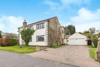 4 Bedrooms Detached House for sale in Brindle Heights, Brindle, Chorley, Lancashire