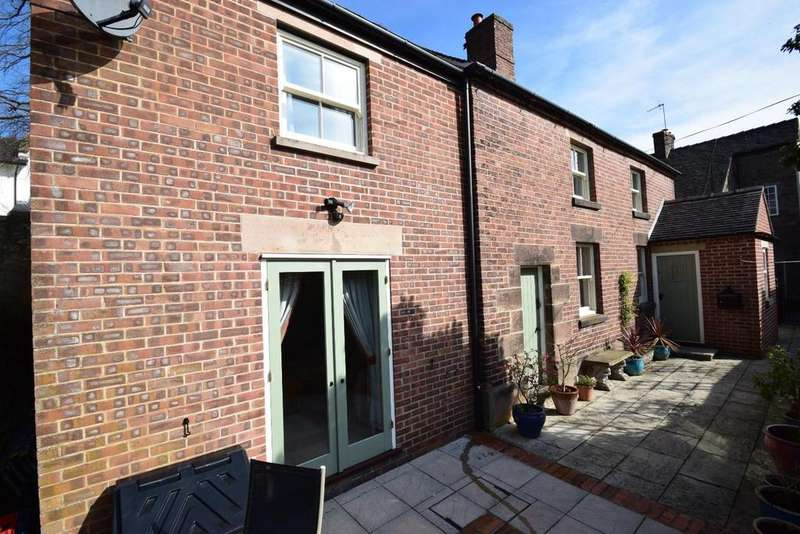 4 Bedrooms End Of Terrace House for sale in St John St, Wirksworth