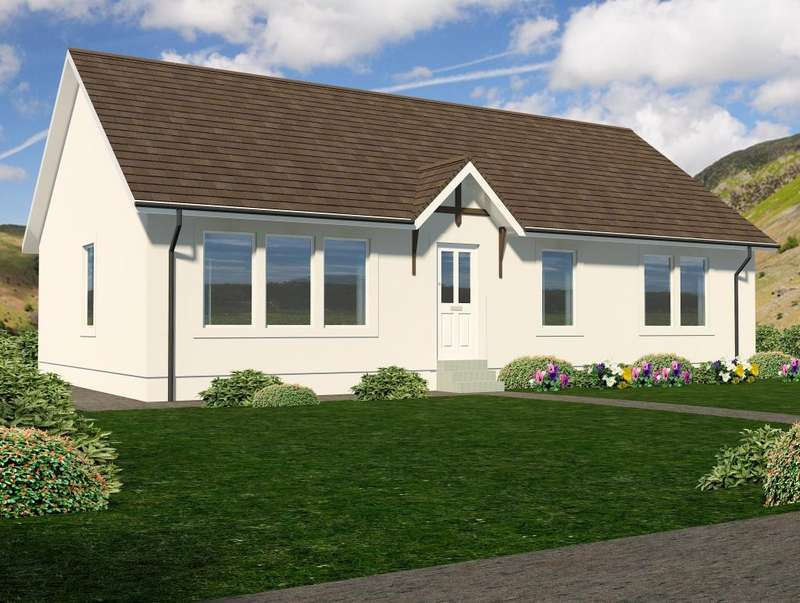 3 Bedrooms Detached Bungalow for sale in New build Silvercraigs by, Lochgilphead, PA31 8RX