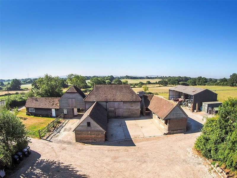 1 Bedroom Barn Conversion Character Property for sale in Great Wapses Farm, Hurstpierpoint Road, Wineham, West Sussex