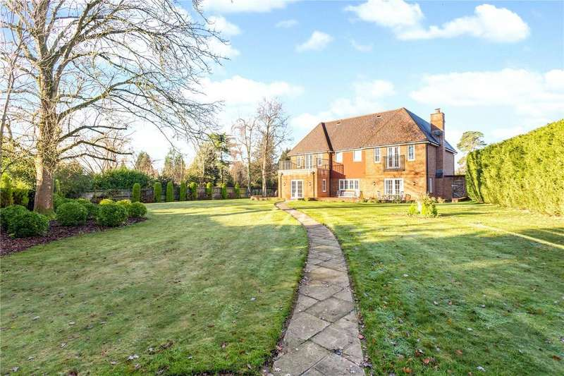 5 Bedrooms Detached House for sale in Lower Drive, Maresfield Park, Maresfield, Uckfield, TN22