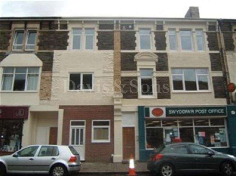 1 Bedroom Terraced House for sale in Commercial Road, Newport, Gwent . NP20 2PB