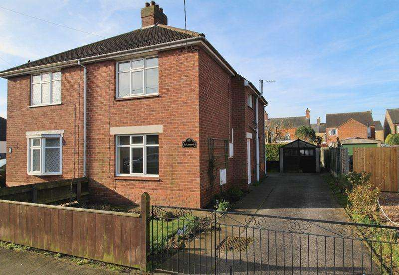 3 Bedrooms Semi Detached House for sale in Parsons Lane, Alford