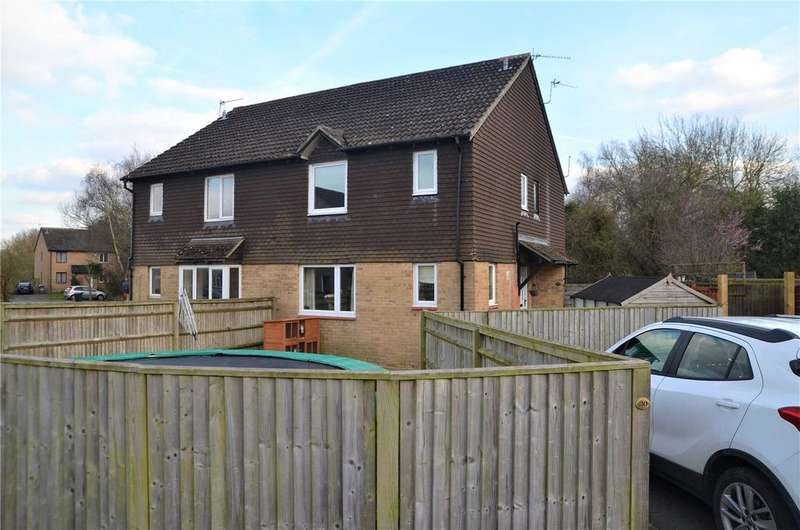 2 Bedrooms House for sale in Willow Tree Glade, Calcot, Reading, Berkshire, RG31