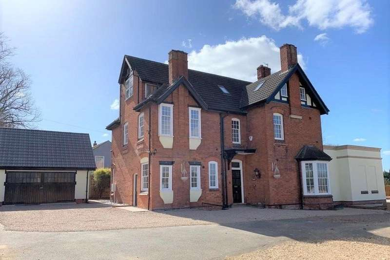 6 Bedrooms Detached House for sale in Dalby Road, Melton Mowbray