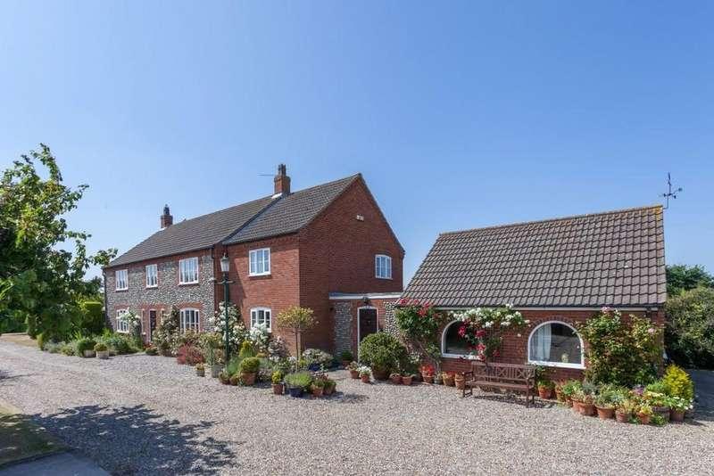 4 Bedrooms Detached House for sale in Knapton