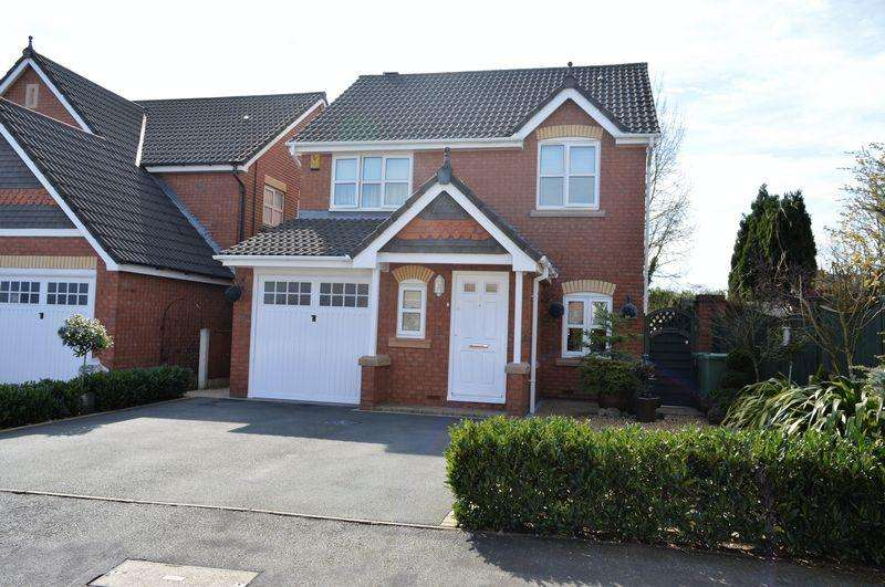 3 Bedrooms Detached House for sale in Sovereign Close, Lowton, WA3 2SZ