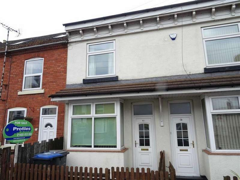 3 Bedrooms Terraced House for sale in Derby Road, Hinckley