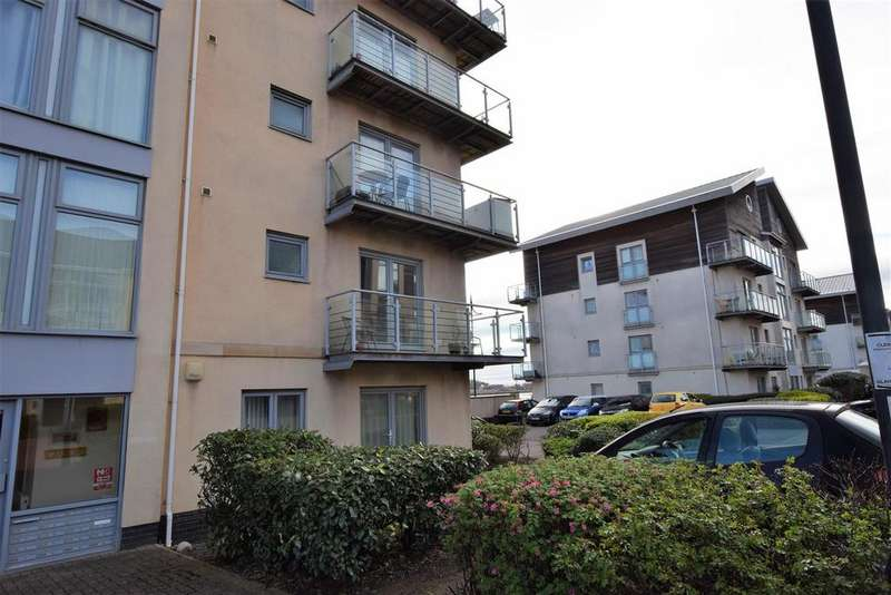 1 Bedroom Flat for sale in Catalina, Cei Dafydd, Barry