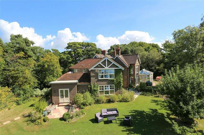 7 Bedrooms Detached House for sale in Plumpton Lane, Plumpton, Lewes, East Sussex, BN7