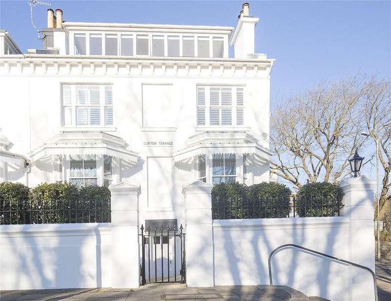 5 Bedrooms End Of Terrace House for sale in Clifton Terrace, Brighton, East Sussex, BN1