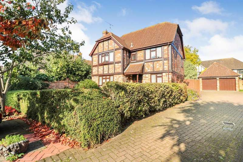 4 Bedrooms Detached House for sale in Rainbow Mead, Hatfield Peverel, Chelmsford