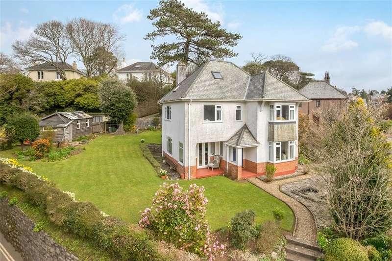 5 Bedrooms Detached House for sale in Bourton Lane, Totnes, Devon, TQ9