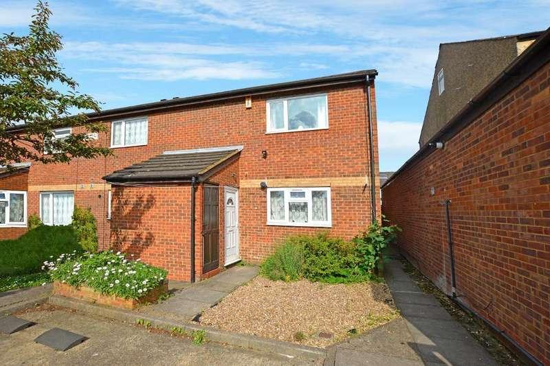 1 Bedroom Maisonette Flat for sale in Alder Court, Alder Crescent, Luton, Bedfordshire, LU3 1TG