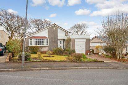 3 Bedrooms Bungalow for sale in Merrygreen Place, Stewarton