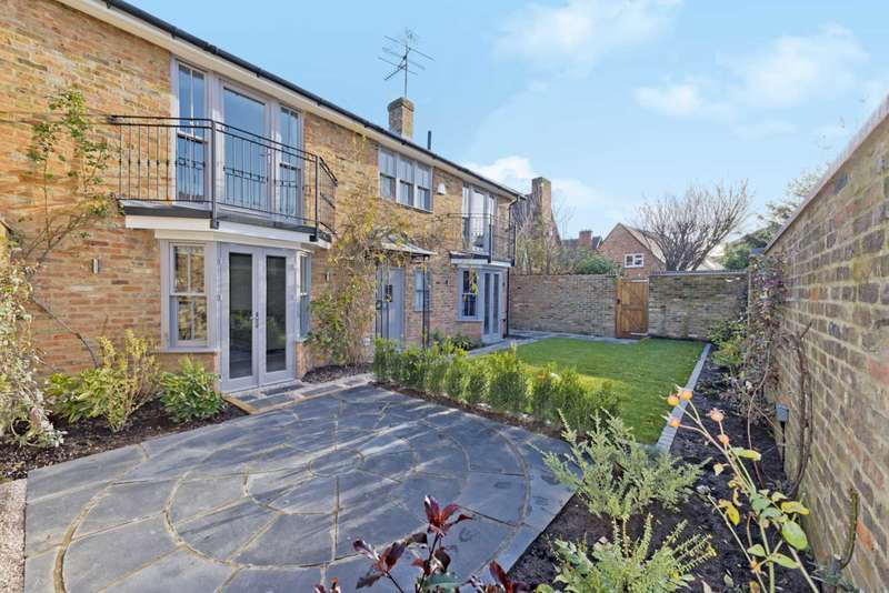 3 Bedrooms House for sale in Hawkes Cottage, Rear of 9-11 High Street