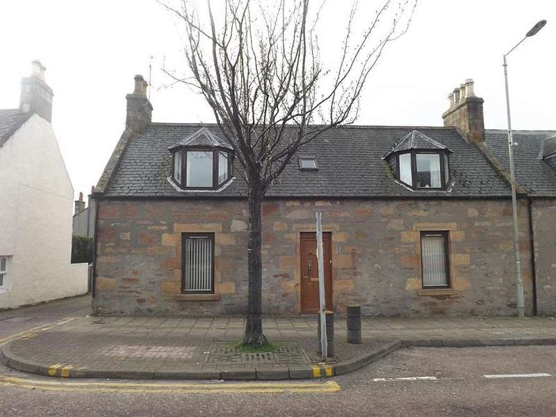 4 Bedrooms Semi Detached House for sale in 50 High Street, Invergordon IV18