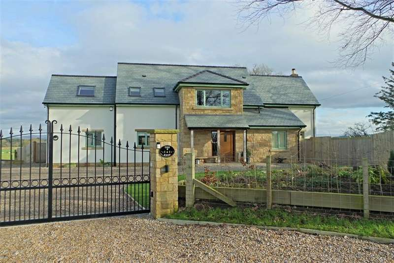 4 Bedrooms Detached House for sale in Wreay, Carlisle
