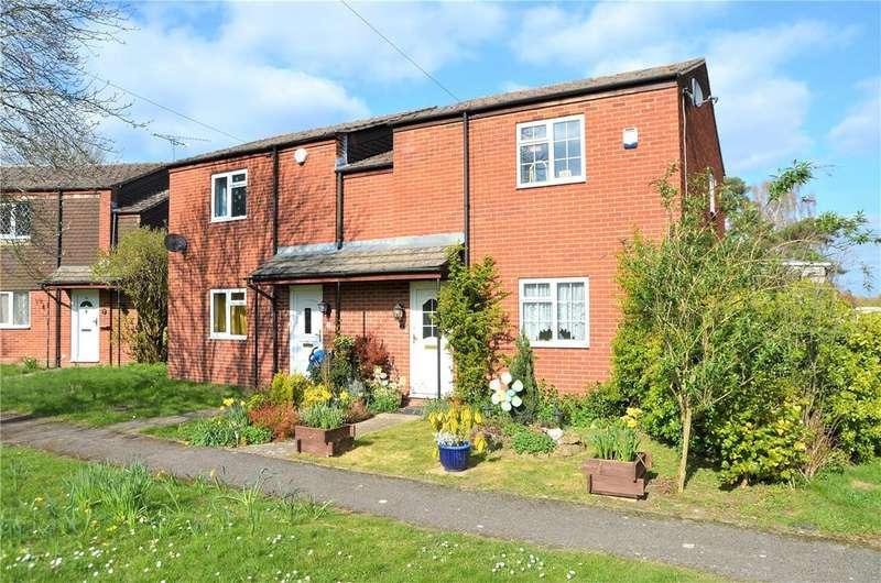 2 Bedrooms House for sale in Tarlton Court, Tilehurst, Reading, Berkshire, RG30