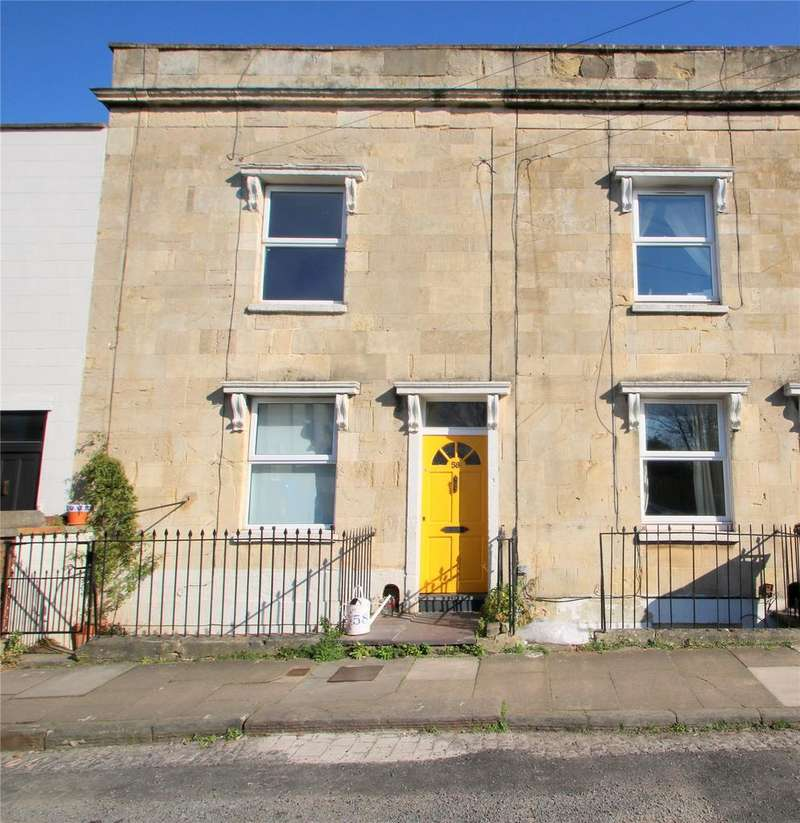 4 Bedrooms Terraced House for sale in Mount Pleasant Terrace, Southville, BRISTOL, BS3