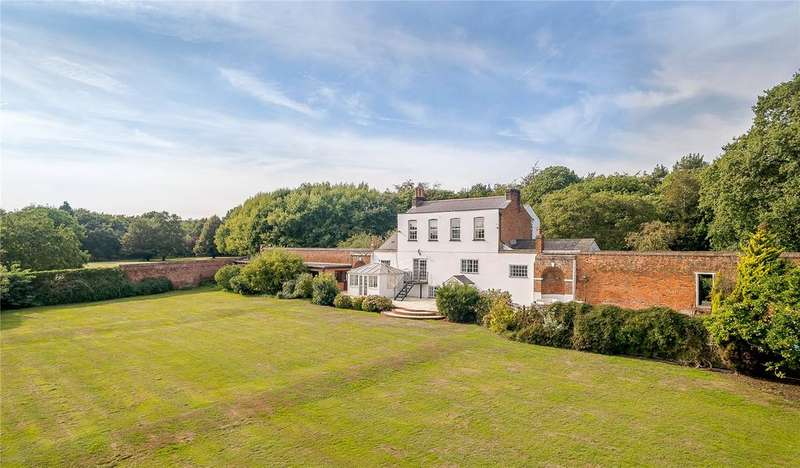 4 Bedrooms Detached House for sale in Thorndon Park, Herongate, Brentwood, Essex, CM13