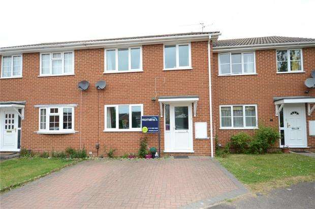 3 Bedrooms Terraced House for sale in Southwold Close, Lower Earley, Reading