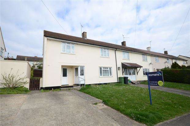 4 Bedrooms Semi Detached House for sale in Curtis Road, Calcot, Reading