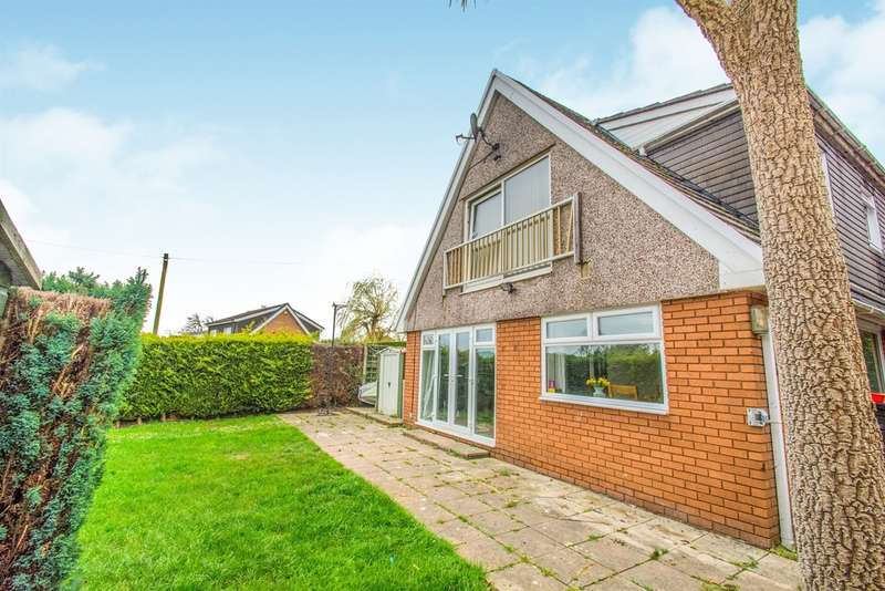 4 Bedrooms Detached House for sale in Cwm Cwddy Drive, Bassaleg, Newport