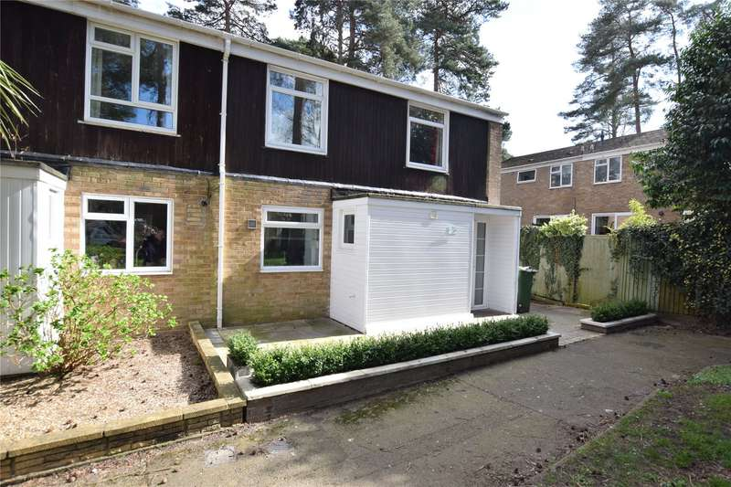 3 Bedrooms End Of Terrace House for sale in Bucklebury, Bracknell, Berkshire, RG12