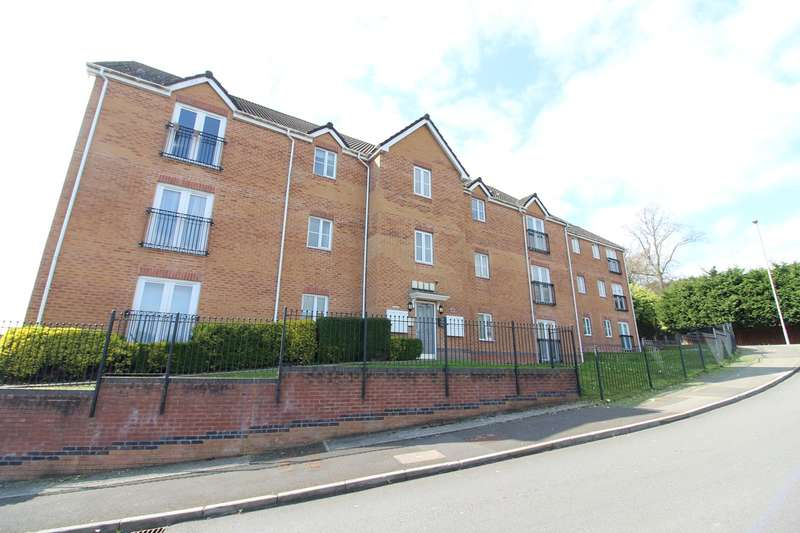 2 Bedrooms Flat for sale in Bishpool View, Newport, NP19