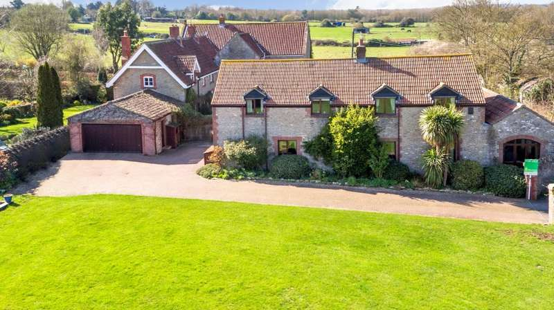 4 Bedrooms Barn Conversion Character Property for sale in The Old Coach House Manor Road, Saltford, BS31