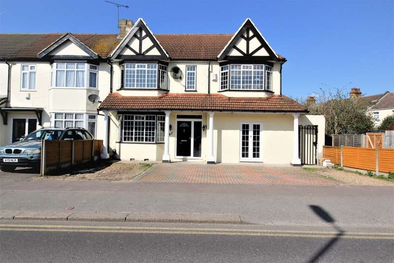6 Bedrooms End Of Terrace House for sale in Reede Road, Dagenham, London, RM10