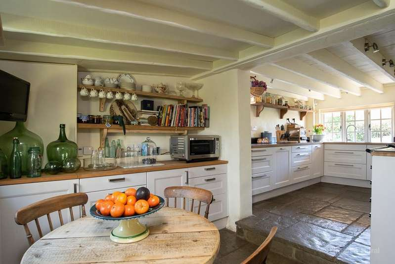 3 Bedrooms Cottage House for sale in Church End, Thurleigh