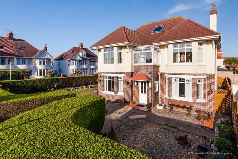 4 Bedrooms Detached House for sale in LOUGHER GARDENS, PORTHCAWL, CF36 3BJ