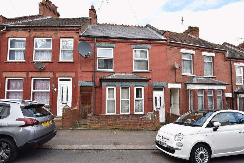 4 Bedrooms Terraced House for sale in Russell Rise, Luton
