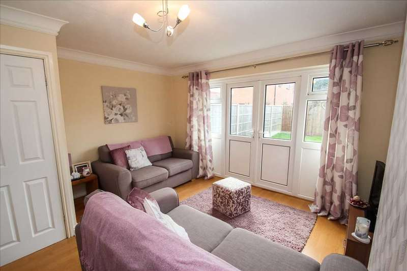 2 Bedrooms Terraced House for sale in Antrim Road, Lincoln