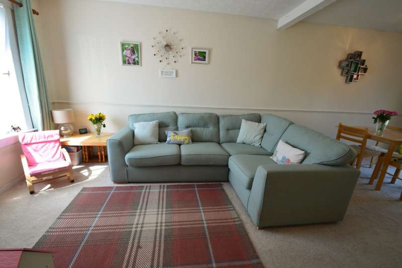 2 Bedrooms Terraced House for sale in Loyal Place, Erskine, PA8