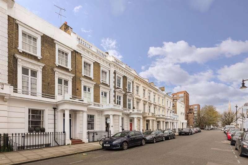 3 Bedrooms Maisonette Flat for sale in Cambridge Street, Pimlico, SW1V