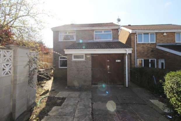 3 Bedrooms Detached House for sale in Chalcraft Close, Heckmondwike, West Yorkshire, WF16 9QB