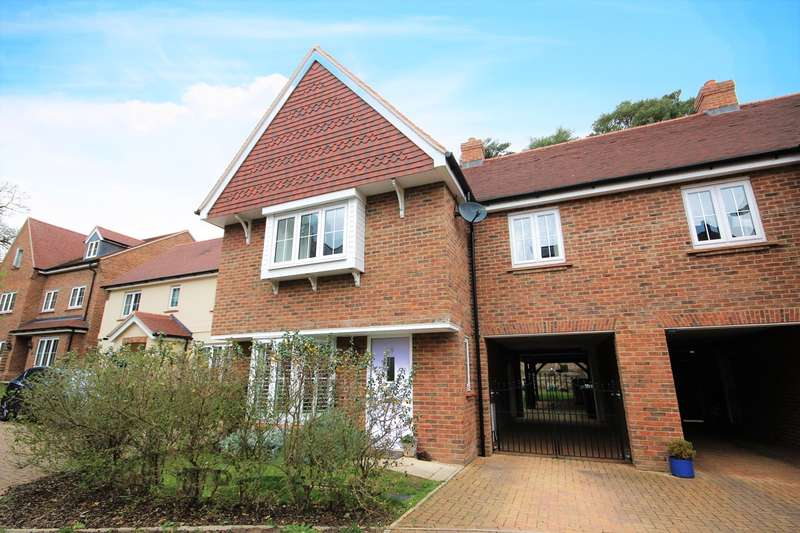 4 Bedrooms Link Detached House for sale in Swaffield Close, Ampthill, Bedfordshire , MK45