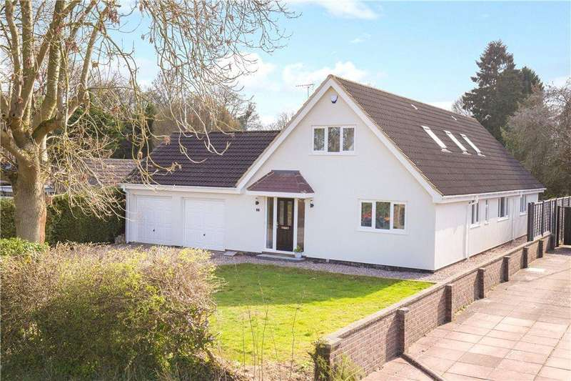 4 Bedrooms Detached House for sale in Lodge Road, Sharnbrook, Bedford, Bedfordshire